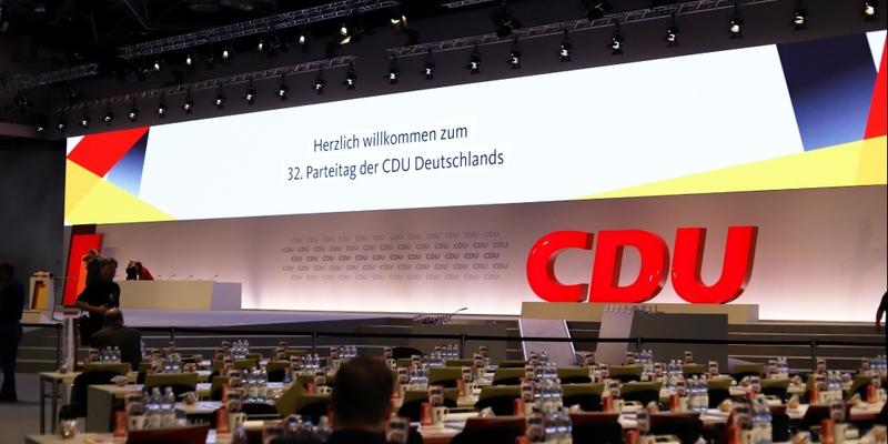 CDU-Parteitag 2019 - Foto: über dts Nachrichtenagentur
