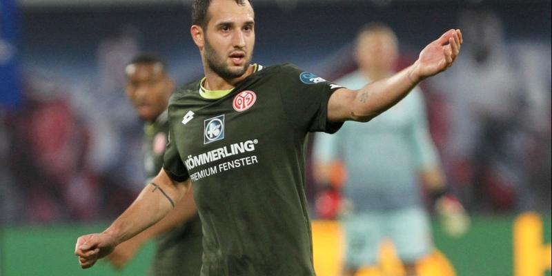 Levin Öztunali (Mainz 05) - Foto: über dts Nachrichtenagentur