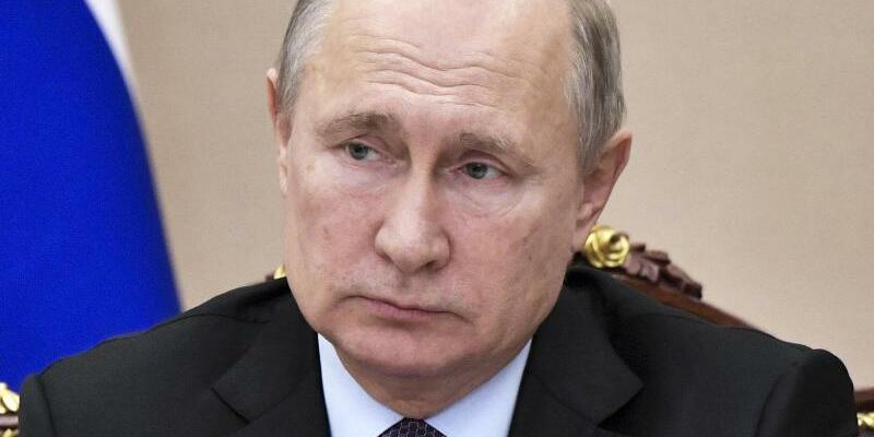 Waldimir Putin - Foto: Alexei Nikolsky/Pool Sputnik Kremlin/AP/dpa