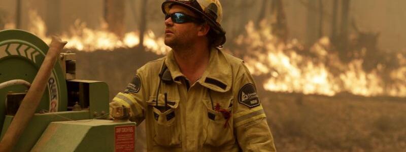 Buschbrände - Foto: Rick Rycroft/AP/dpa