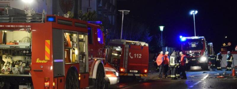 Südtirol: Sechs Tote bei Unfall - Foto: Freiwillige Feuerwehr Luttach/dpa