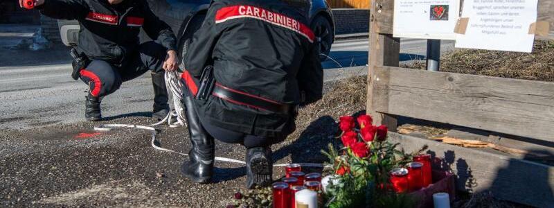 Polizeieinsatz - Foto: Lino Mirgeler/dpa