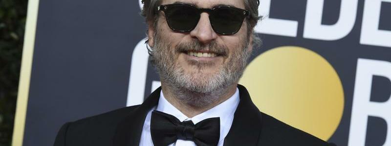 Golden Globes - Joaquin Phoenix - Foto: Jordan Strauss/Invision/AP/dpa