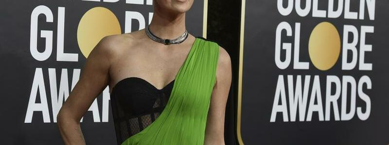 Golden Globes - Charlize Theron - Foto: Jordan Strauss/Invision/AP/dpa