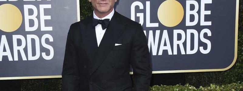 Golden Globes - Daniel Craig - Foto: Jordan Strauss/Invision/AP/dpa