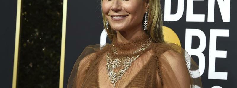 Golden Globes - Gwyneth Paltrow - Foto: Jordan Strauss/Invision/AP/dpa