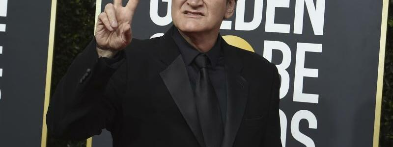 Golden Globes - Quentin Tarantino - Foto: Jordan Strauss/Invision/AP/dpa