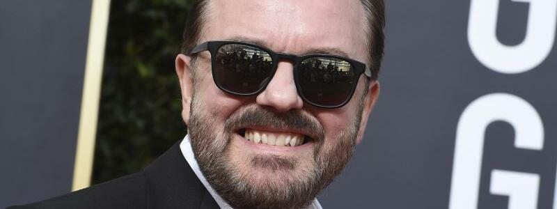 Golden Globes - Ricky Gervais - Foto: Jordan Strauss/Invision/AP/dpa