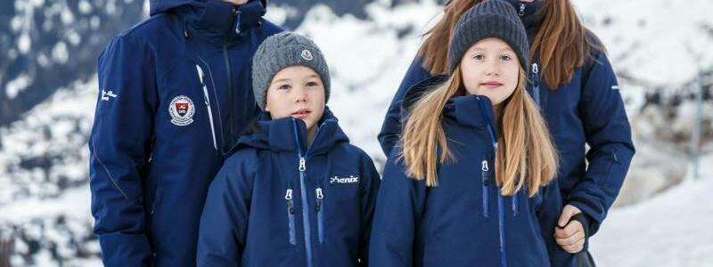 Dänische Königsfamilie - Foto: Valentin Flauraud/KEYSTONE/dpa