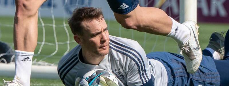 Manuel Neuer - Foto: Peter Kneffel/dpa