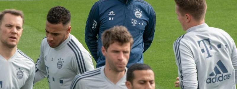 Bayern-Coach - Foto: Peter Kneffel/dpa