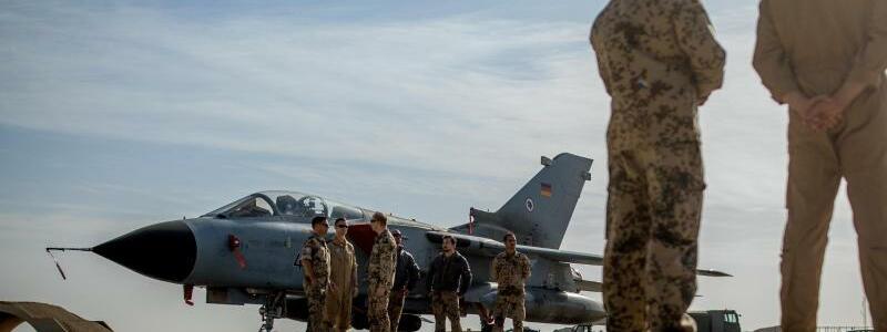 Bundeswehr in Jordanien - Foto: Michael Kappeler/dpa pool/dpa/Archiv