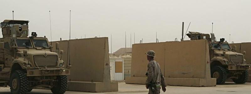 Raketenangriffe auf US-Stützpunkte - Foto: Khalid Mohammed/AP/dpa