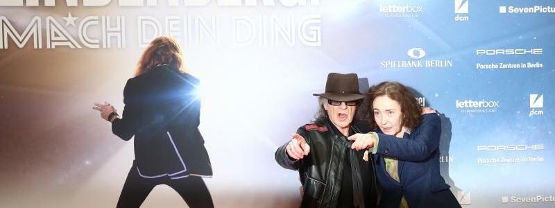Premiere Lindenberg! Mach dein Ding! - Foto: Christian Charisius/dpa