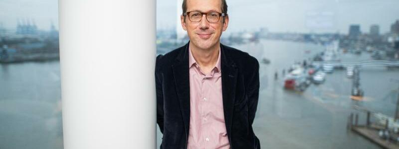 Elbphilharmonie - Christoph Lieben-Seutter - Foto: Daniel Reinhardt/dpa
