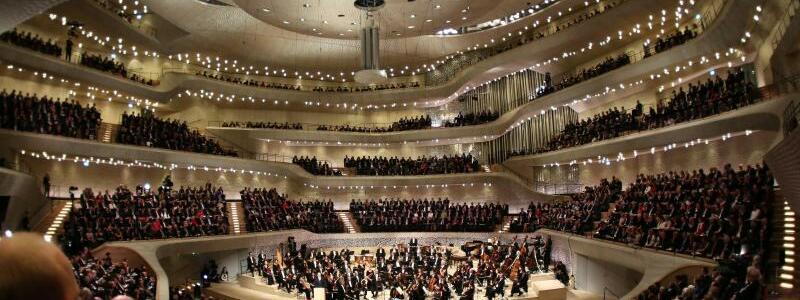 Hamburger Elbphilharmonie - Foto: Christian Charisius/dpa