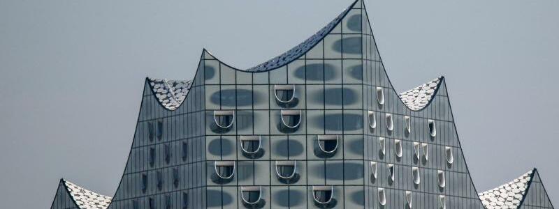 Hamburger Elbphilharmonie - Foto: Axel Heimken/dpa