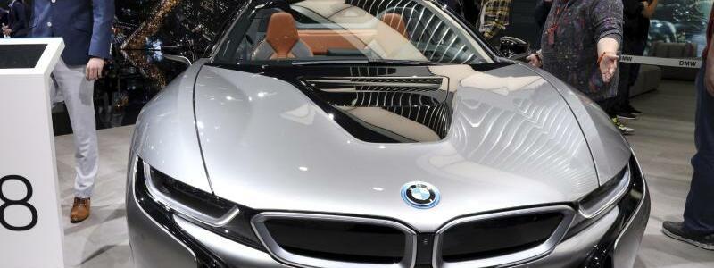 BMW in China - Foto: Ng Han Guan/AP/dpa