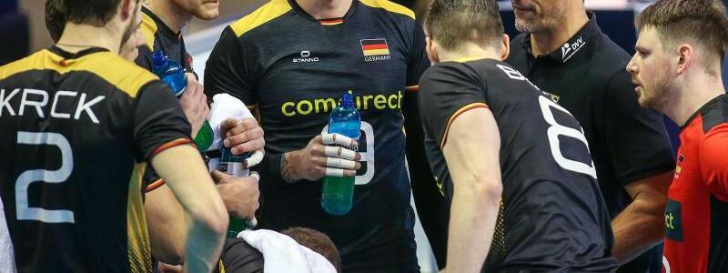 Niederlage - Foto: Andreas Gora/dpa