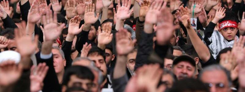 Trauerfeier für getöteten Soleimani - Foto: Khamenei.Ir/ZUMA Wire/dpa