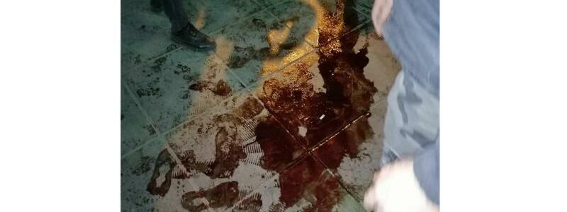 Nach dem Flugzeugabsturz im Iran - Foto: Uncredited/Center for Human Rights in Iran via AP/dpa