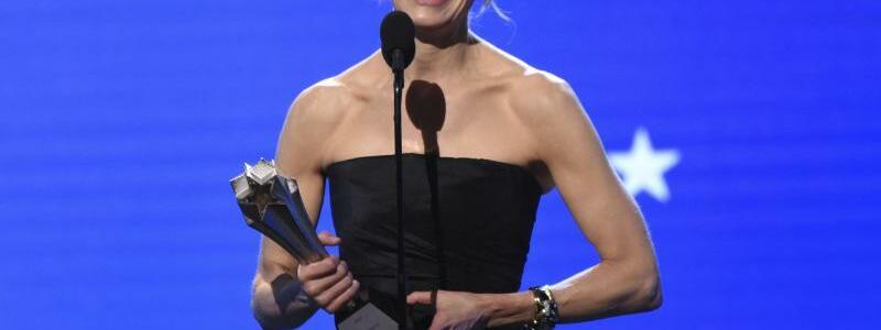 Critics? Choice Awards -  Renée Zellweger - Foto: Chris Pizzello/Invision/AP/dpa