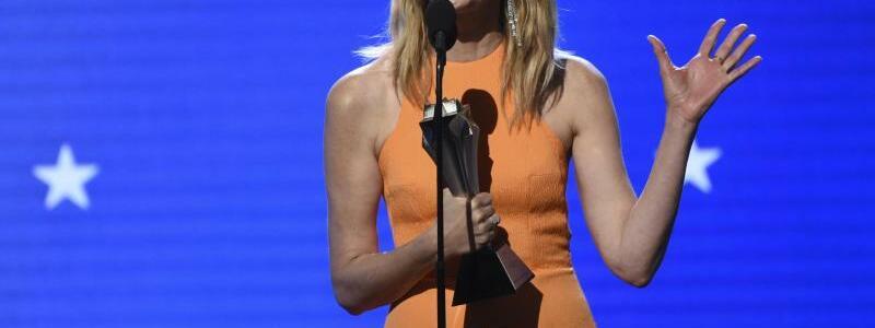 Critics? Choice Awards - Laura Dern - Foto: Chris Pizzello/Invision/AP/dpa