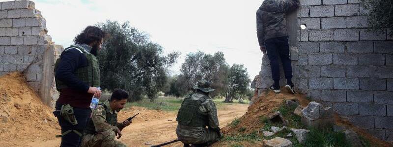 Konflikt in Libyen - Foto: Hamza Turkia/XinHua/dpa