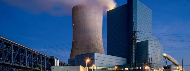 Uniper-Kraftwerk Datteln - Foto: Marcel Kusch/dpa