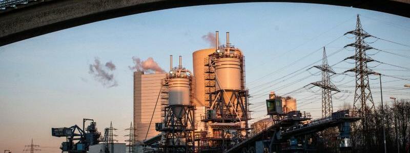 Steinkohlekraftwerk Datteln 4 - Foto: Bernd Thissen/dpa