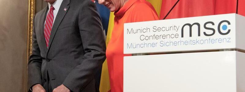 Sicherheitskonferenz - Foto: Sven Hoppe/dpa