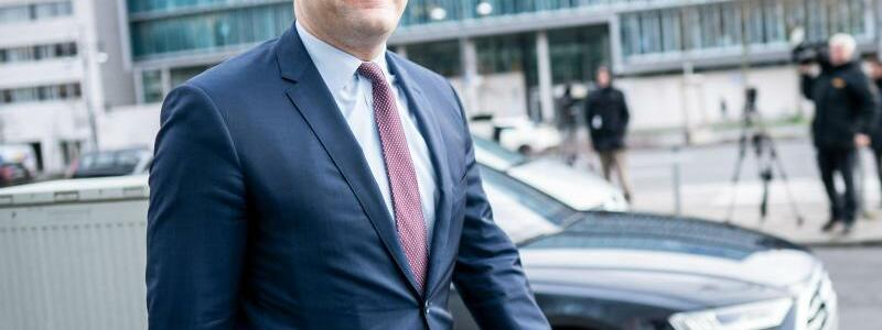 CDU plant Sonderparteitag - Foto: Michael Kappeler/dpa