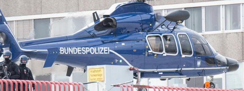 Bundespolizei - Foto: Julian Stratenschulte/dpa