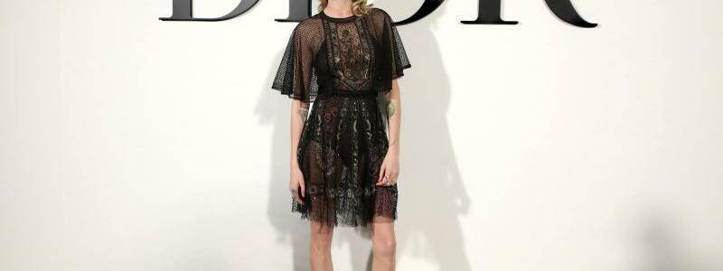 Paris Fashion Week - Dior - Foto: Vianney Le Caer/Invision/ AP/dpa