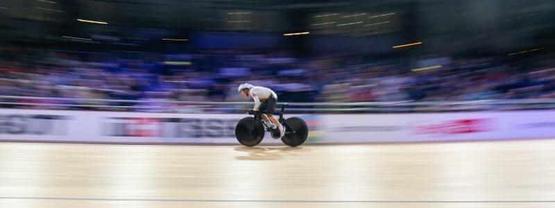 Sprint-Queen - Foto: Sebastian Gollnow/dpa