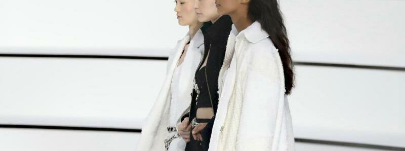 Paris Fashion Week  - Chanel - Foto: Vianney Le Caer/Invision/AP/dpa