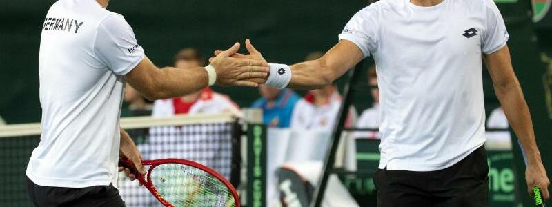 Davis Cup - Foto: Federico Gambarini/dpa