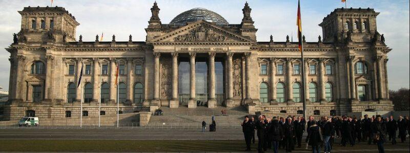 Deutscher Bundestag - Foto: über dts-nachrichtenagentur.de