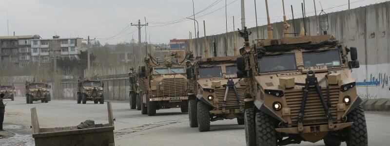 Britische Soldaten - Foto: Rahmat Gul/AP/dpa
