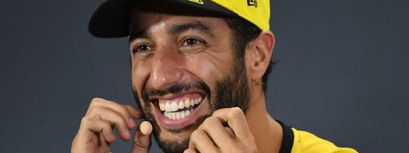 Daniel Ricciardo - Foto: --/XinHua/dpa