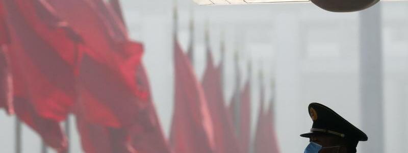 China - Foto: Ng Han Guan/Pool AP/dpa