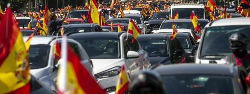 Demonstration - Foto: Manu Fernandez/AP/dpa