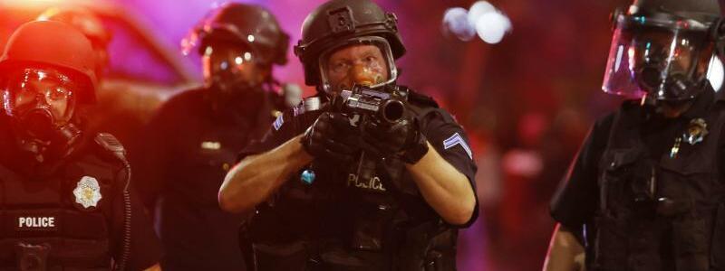 Polizei - Foto: David Zalubowski/AP/dpa