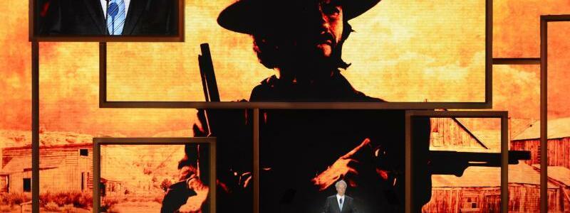 Clint Eastwood - Foto: Shawn Thew/EPA/dpa