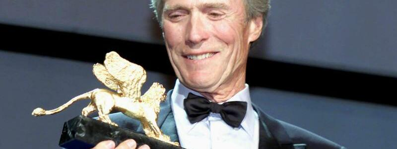 Clint Eastwood - Foto: Claudio Onorati/ANSA/dpa
