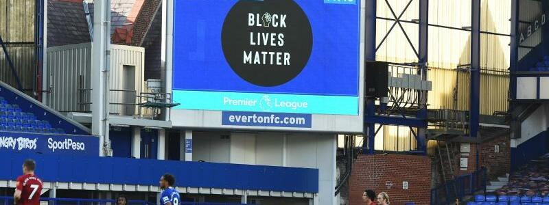 Black Lives Matter - Foto: Peter Powell/Nmc Pool/PA Wire/dpa