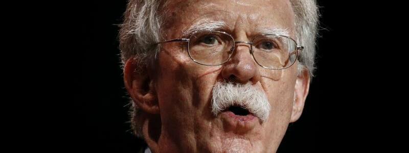 John Bolton - Foto: Patrick Semansky/AP/dpa