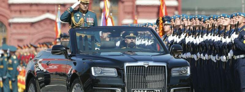 Moskau - Foto: Alexander Zemlianichenko/AP/dpa