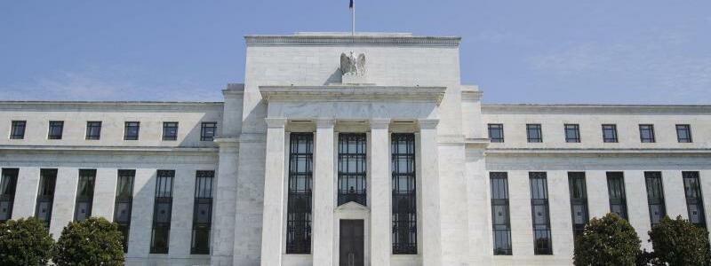 US-Notenbank - Foto: Pablo Martinez Monsivais/AP/dpa