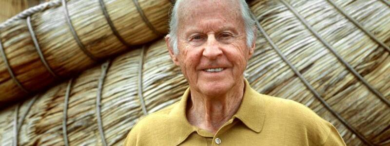Thor Heyerdahl - Foto: dpa